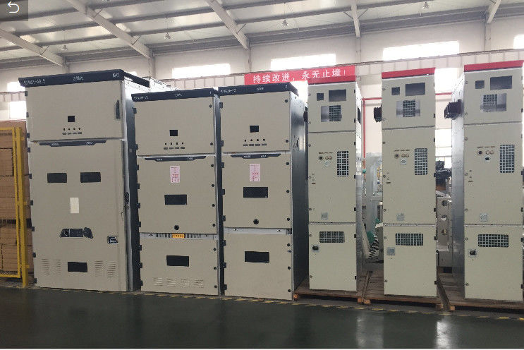 Metal Clad Vacuum Switchgear Withdrawable AC KYN28(GZS1) Fixed Type