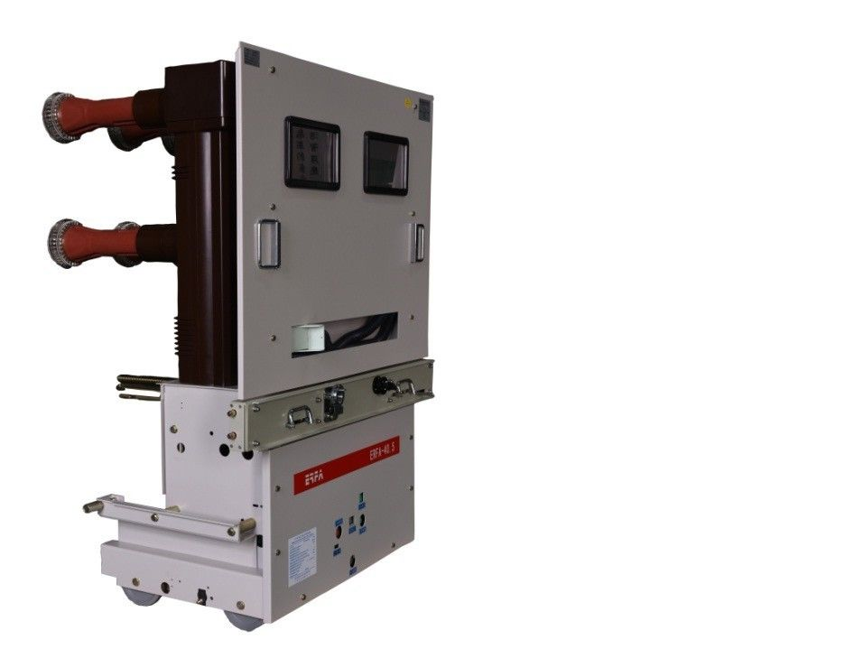 ZN85 - 40.5 Outdoor Vacuum Circuit Breaker Three Phase Apply For GB IEC